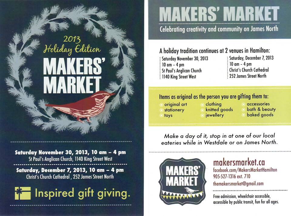 makers market 2013